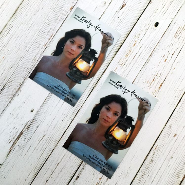 Печат на стикери